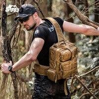 51783 100 Cordura Material Ykk Zipper Hiking Camping Single Shoulder Bags Men S Tactical Handy Bag