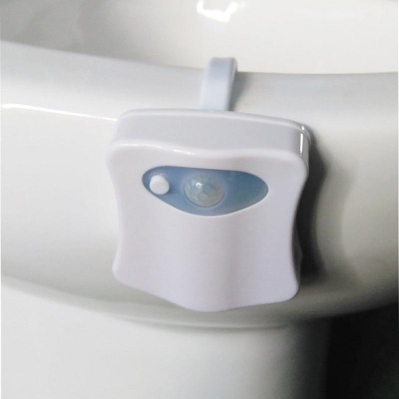 Toilet Night Light – Motion Sensor // SET OF 2 5