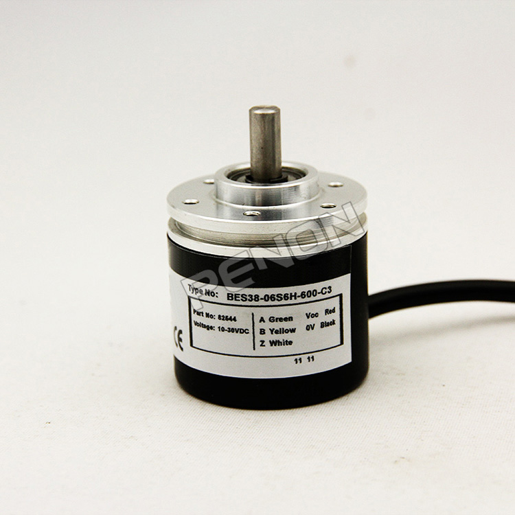 BES38-06S6H-600-C3 Textile Machine Rotary Encoder 100-200-300-1200-1500-2048BES38-06S6H-600-C3 Textile Machine Rotary Encoder 100-200-300-1200-1500-2048