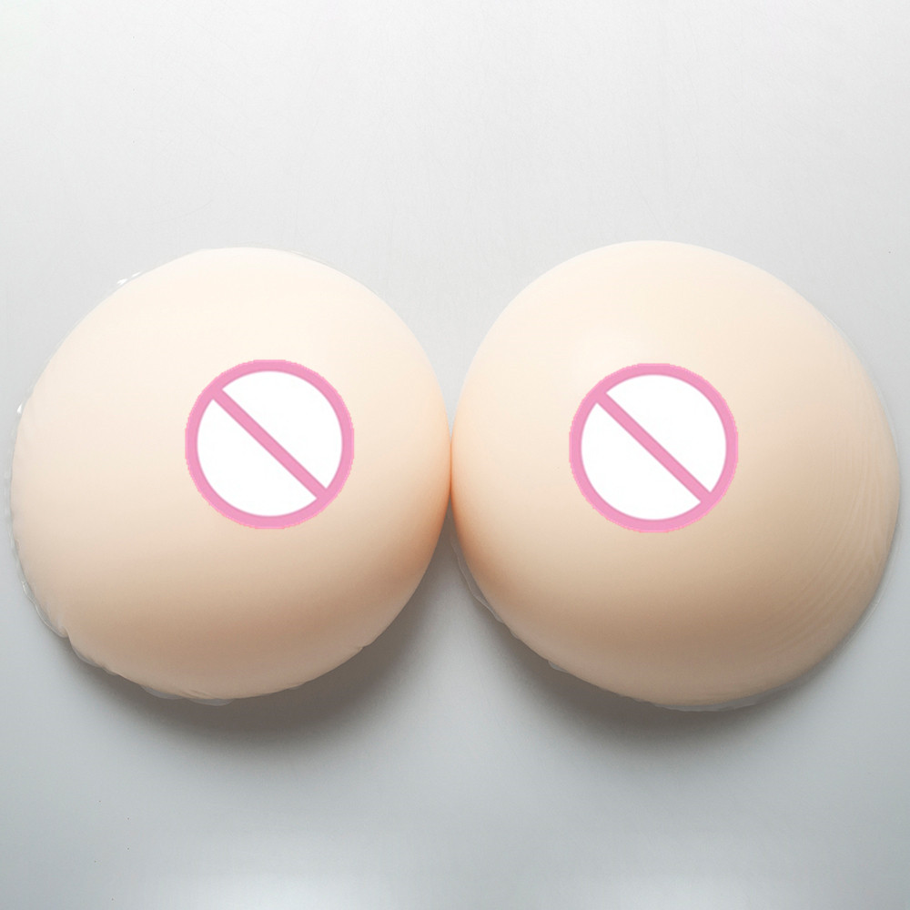 2000g/pair Delicate Silicone Breast Forms Enhancer Boobs Cosplay Cross Dresser Shemale Transgender Silicone Breast 2000g pair h i cup huge sexy cross dressing artificial silicon boobs shemale or crossdresser silicone breast forms prothetics