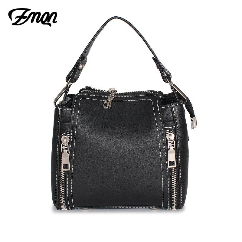 Zmqn Для женщин сумки через плечо мини Сумки кожа Для женщин сумочка маленькая сумка для телефона для девочек вечерние известный бренд молнии...