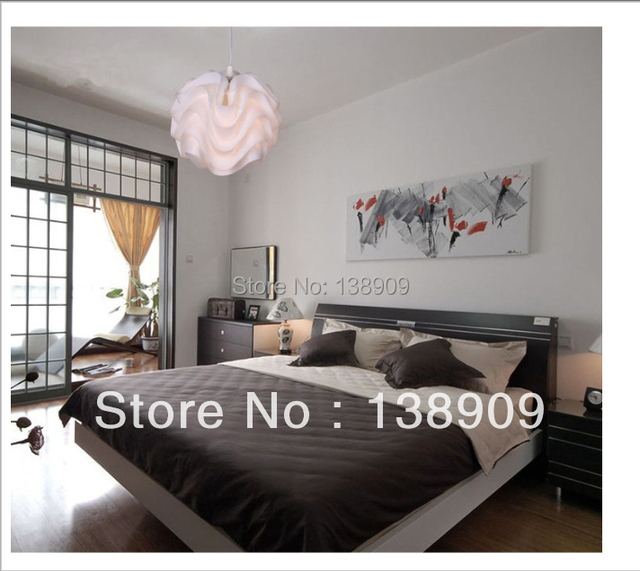 Online Shop FREE SHIPPING New Modern WHITE 420mm Le Klint Pendant