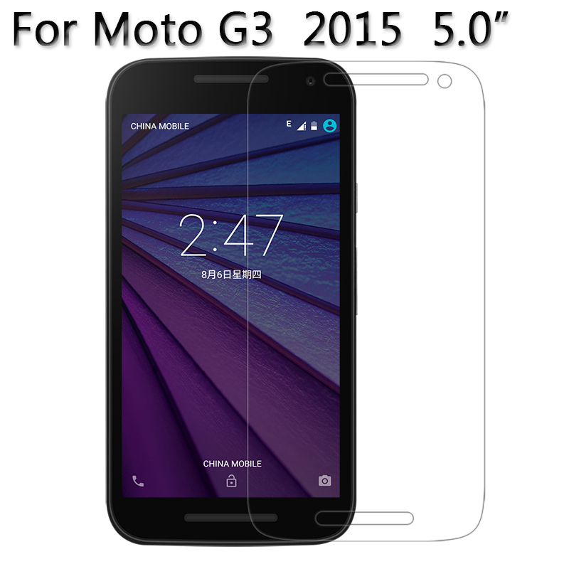 2.5D screen protector Flim Tempered Glass for Motorola MOTO X X2 G G2 G3 G4 E E2 E3 Style Droid Z Play Plus Force M 5.5