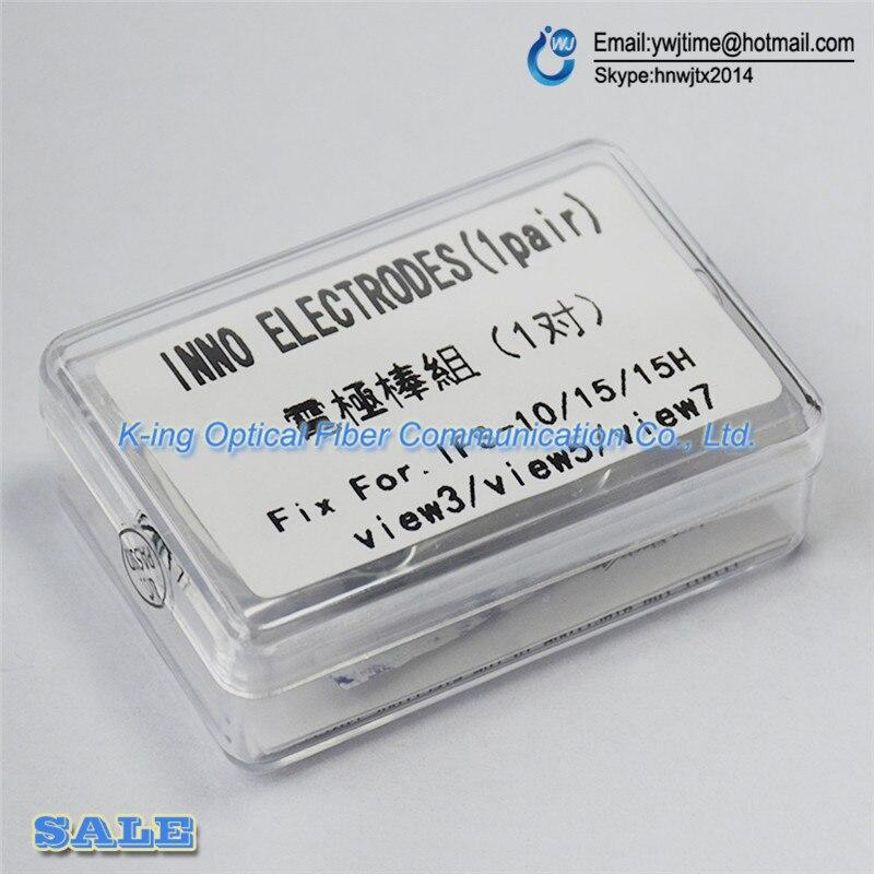 bilder für Freies verschiffen NEUE Elektroden für INNO ifs15 ifs-15a ifs-15h ifs-10 V3 V5 V7 Spleißgerät Elektroden