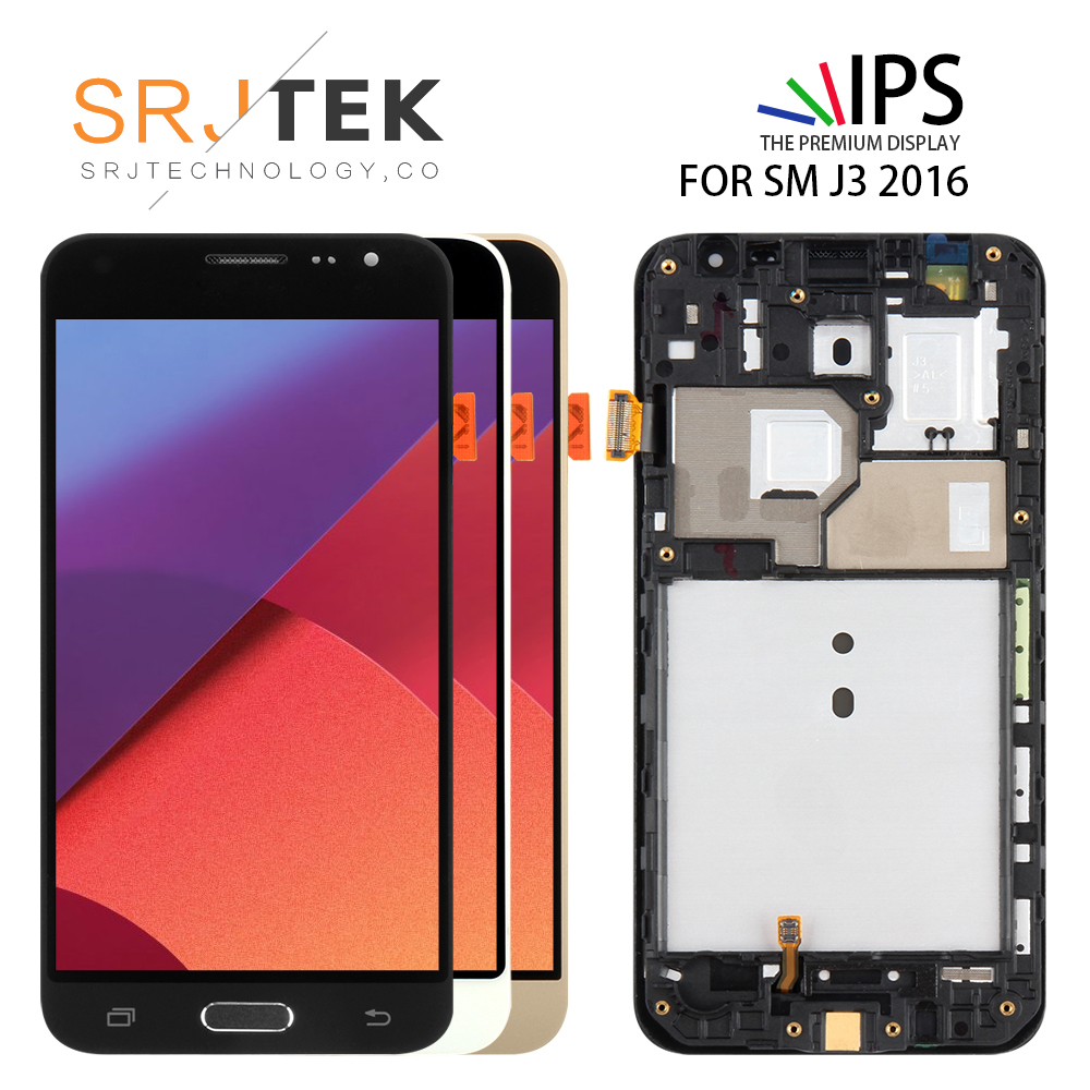 J320f lcd For SAMSUNG GALAXY J3 2016 LCD J320F J320FN J320M Display Digitizer Touch Screen With Frame for SAMSUNG J3 lcd j3 2016J320f lcd For SAMSUNG GALAXY J3 2016 LCD J320F J320FN J320M Display Digitizer Touch Screen With Frame for SAMSUNG J3 lcd j3 2016