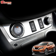 For Nissan Murano Cigarette Lighter Engine Start Stop Button