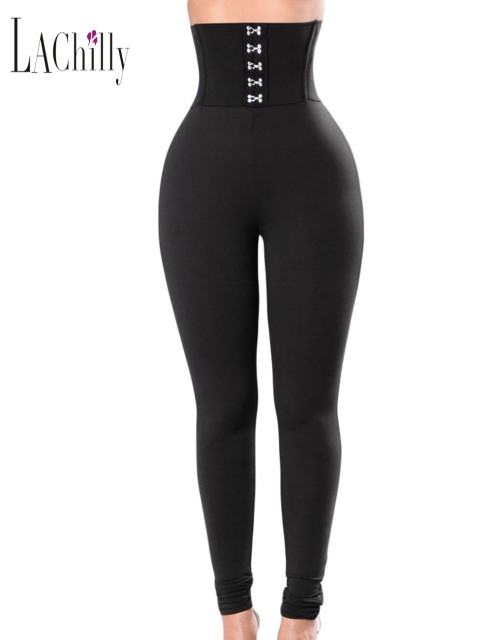 8e86d2c3658 plus size summer leggings slim fit women Elasticized Leggings Lightweight  Corset Belt High Waist Leggings LC79929