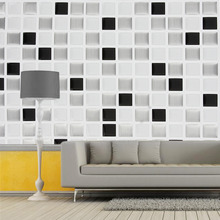 3D Colorful Modern Mosaic Ceramic Tile Sitting Room Toilet Wall Stickers Swimming Pool Mosaic Stickers Home Decor
