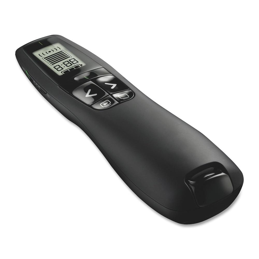 R800 2.4 Ghz USB Sans Fil Présentateur PPT Télécommande avec Vert Pointeur Laser pour Présentation Powerpoint