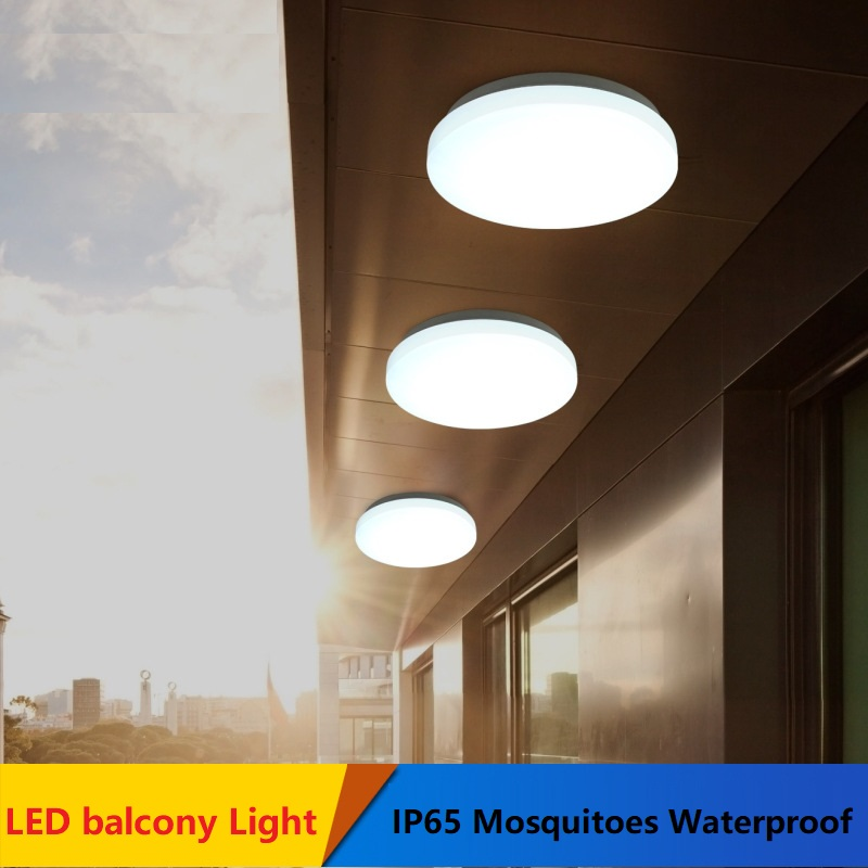 ip64 superfície impermeável montado 85-265 v luzes