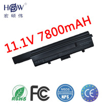 7800mAh Laptop Battery For dell Inspiron 1318 XPS M1330 312-0566 312-0739 451-10473 TT485 WR050 312-0566 312-0567 lmdtk new 6cells laptop battery for dell xps 1330 m1330 1318 nt349 wr050 wr053 pu563 312 0566 312 0739 6 cells free shipping