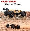 VKAR Bisonte Escala 1:10 4WD Off-Road de Alta velocidade À Prova D' Água eletrônica de controle remoto Monster Truck, rc carros de corrida