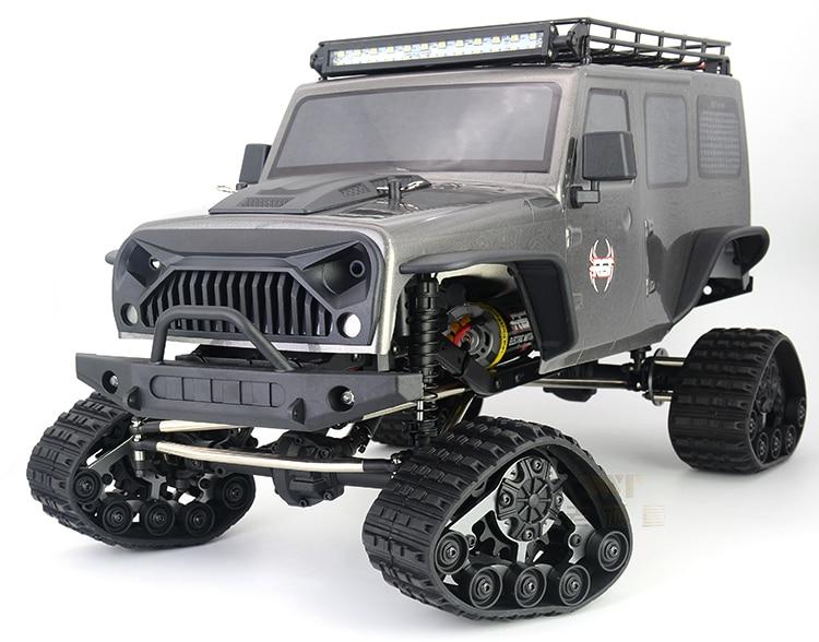 1/10 Tracks Wheels Sandmobile Conversion Snow Tires for RGT EX86100 Rock Cruiser RC Crawler Accessories1/10 Tracks Wheels Sandmobile Conversion Snow Tires for RGT EX86100 Rock Cruiser RC Crawler Accessories