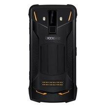 DOOGEE S90 견고한 스마트 폰 GSM/WCDMA/LTE 6.18 인치 핸드폰 IP68/IP69K 5050mAh Helio P60 Octa Core 6GB 128GB 16MP 카메라