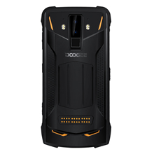DOOGEE S90 هاتف ذكي متين GSM/WCDMA/LTE 6.18 بوصة الهواتف الخلوية IP68/IP69K 5050mAh هيليو P60 ثماني النواة 6GB 128GB 16MP كاميرا