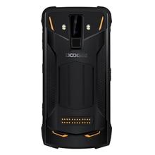 DOOGEE S90 Robuste Smartphone GSM/WCDMA/LTE 6,18 inch Handys IP68/IP69K 5050mAh Helio P60 Octa core 6GB 128GB 16MP Kamera