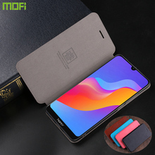 For Xiaomi Redmi Note 7 Case MOFI Flip PU Leather Stand Cases Book Style Cover