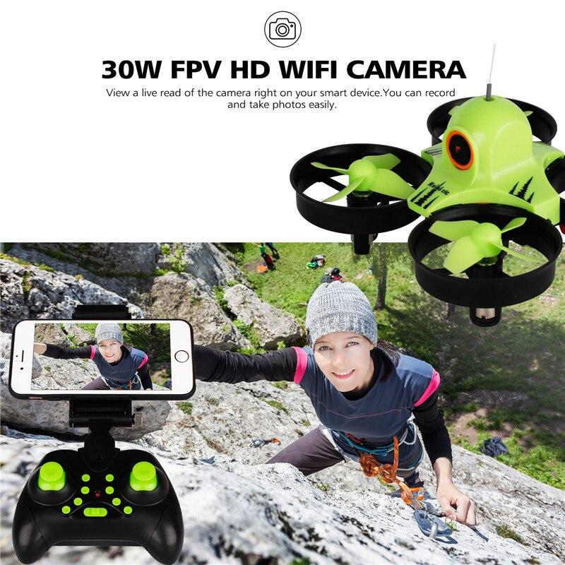 Reikirc R36HW FPV RC Drone con 480P HD Wi-Fi Camera Live Video Feed - Juguetes con control remoto - foto 5