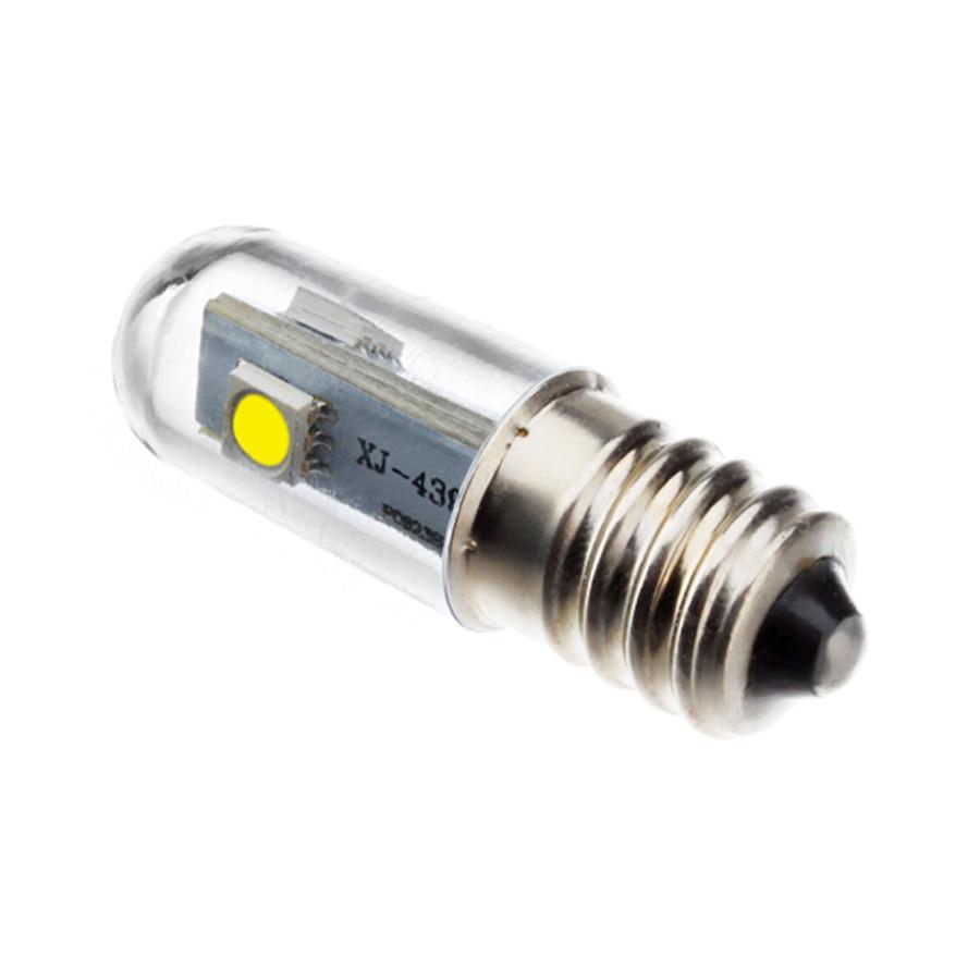 1x small e14 led refrigerator lights smd5050 0 5w ac 220v corn bulbs indicator lamp range hood. Black Bedroom Furniture Sets. Home Design Ideas