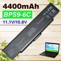 Высокая производительность 4400 мАч черный Аккумулятор для Sony VGP-BPS10 VGP-BPS9 VGP-BPS9A/B VGP-BPS9/B VGP-BPS9/S VGN-AR41E VGN-AR49G