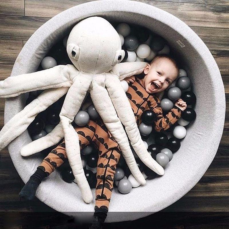 kindertehuis oceaan balspel zwembad kinderen speelgoed baby - Beddegoed - Foto 3