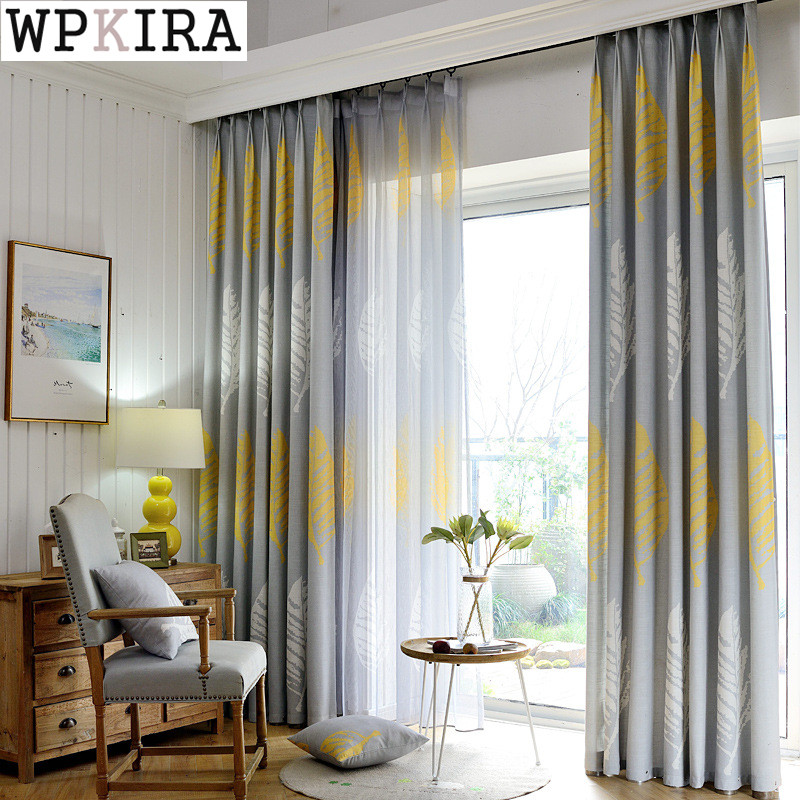 Modern Curtain Purple 3D Curtains Home Decoration Bedroom