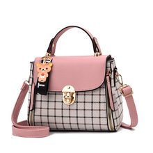 New Arrive Fashion Luxury Women Handbags Designer Messenger Bag Purses And Bags Famous Brand 2019