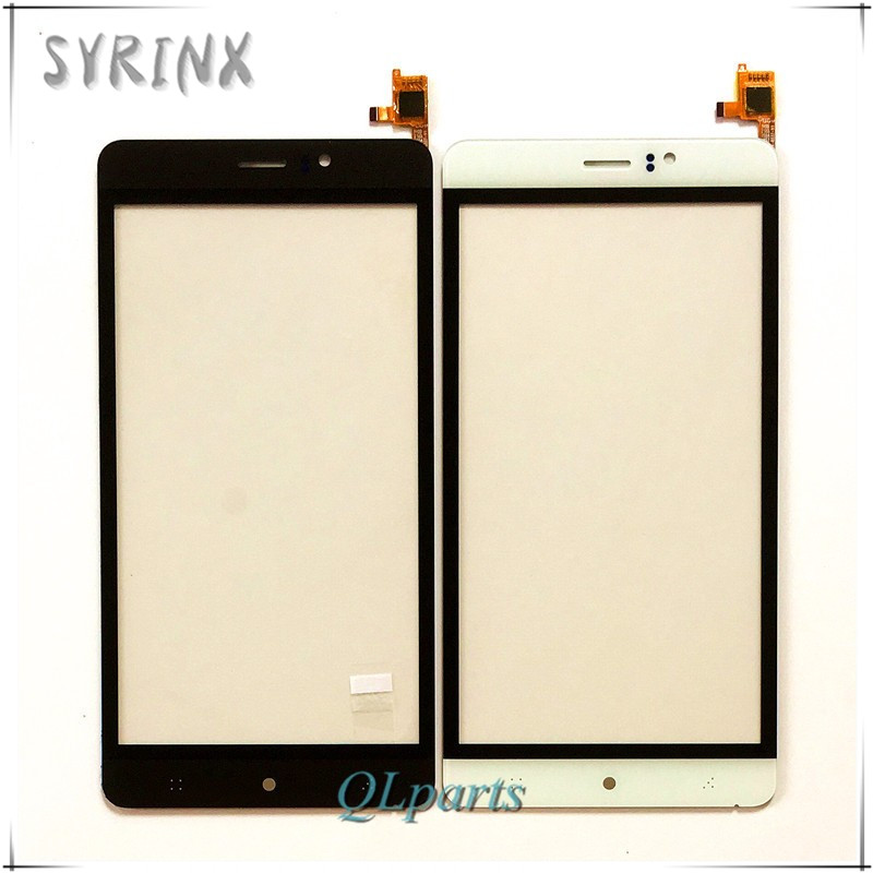 Syrinx Glass For JIAKE M8 Touch Screen Digitizer For JIAKE M8 Android 4.4 MTK6572 Dual Core Mobile Phone Touch Panel Sensor
