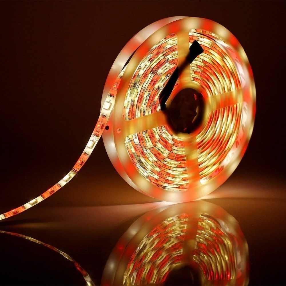 5 m 10 m 15 m WiFi RGBW RGBWW Bande LED Lumière + WiFi LED Contrôleur + LED Alimentation SMD 5050 Flexible Bande Ruban Fonctionne Avec Alexa