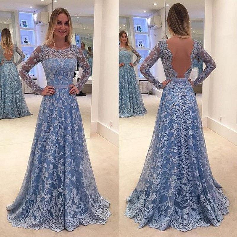 Compare Prices on Pale Blue Gown- Online Shopping/Buy Low Price ...
