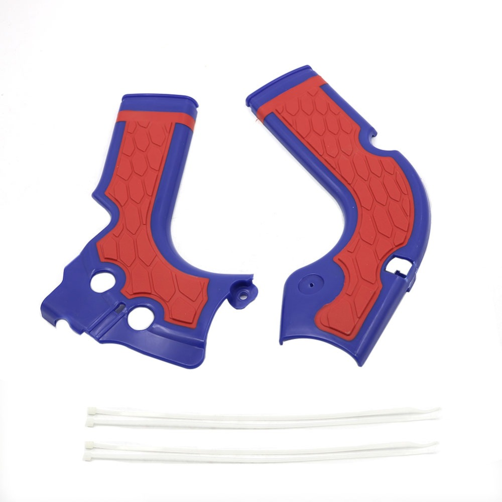 CRF250R 14-16 CRF450R 13-16 Motorcycle Body Frame kit Crash Guard Protection For Honda <font><b>CRF</b></font> 250R <font><b>450R</b></font> 2014 2015 <font><b>2016</b></font> 14 15 16 image