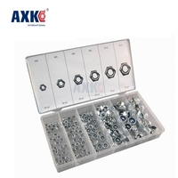 Decor Wood Furniture Stainless Steel Rod Rivet Nut Axk Factory Direct M4 M5 M6 M8 M10 M12 146 Only Nylon Lock Nut Set Of Boxes