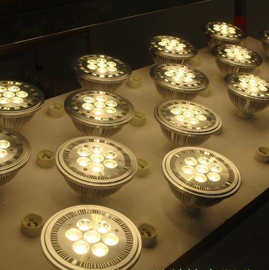 Bridgelux AR111 14W równa 100W Wysokiej jakości lampa sufitowa LED - Oświetlenie LED - Zdjęcie 4