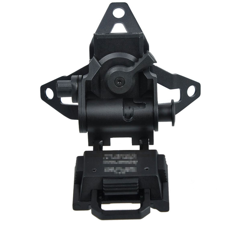 Metal Alloy L4 G30 NVG Helmet Mount Adjustable Fast NVG Mounting System Adapters Attach to PVS15