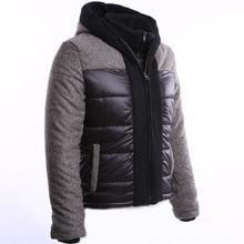 2017 Новых зимняя куртка мужчины высокого качества куртка мужчины Толстые разделе мужчин зимнее пальто согреться Бренд зимние мужчин куртка