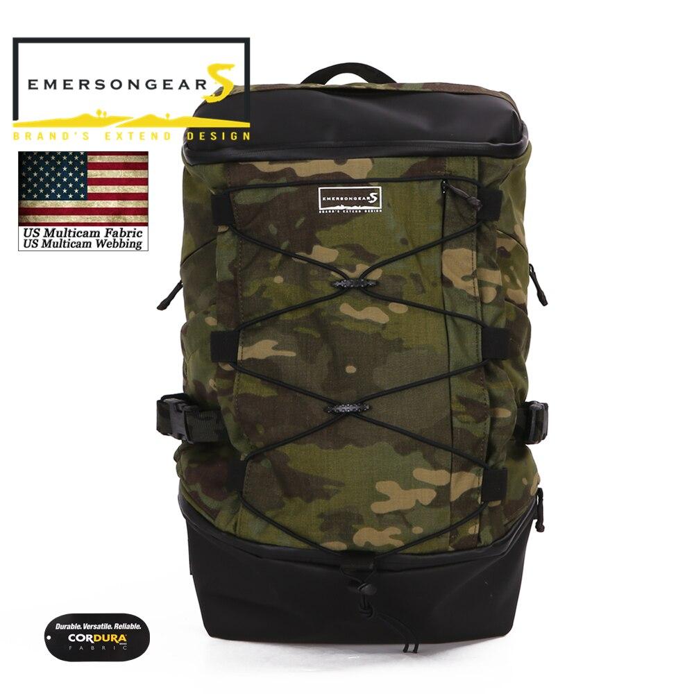 Emeron emersongearS 24L Haute Capacité Tactique Style Sac À Dos En Plein Air sac en nylon sac à dos pour hommes Randonnée Voyager sac de camping