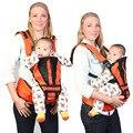 3 Posições Ergonômico Baby Carrier 360 Estilingue Do Bebê Mochila Infantil Envoltório Estilingue Do Bebê Portador de Bebê Assento Hip Bebê Canguru BD57