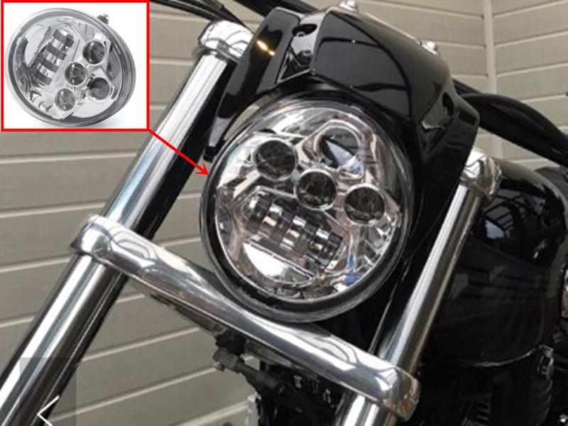 Free shipping Motorcycle Aluminum Headlight For Harley V Rod VROD VRSCA VRSC Headlight VRSC/V-ROD LED HEADLIGHT free shipping ptfe stir rod for overhead stirrer