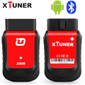 New XTUNER X500 EasyDiag Bluetooth Universal Car Diagnostic Tools With ABS SRS Airbag Read Clear Better Than X100 PAD X431 IDIAG