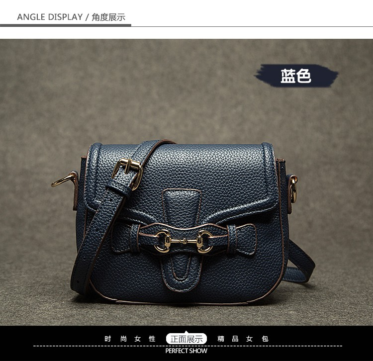 women messenger bags pu women handbag (10)