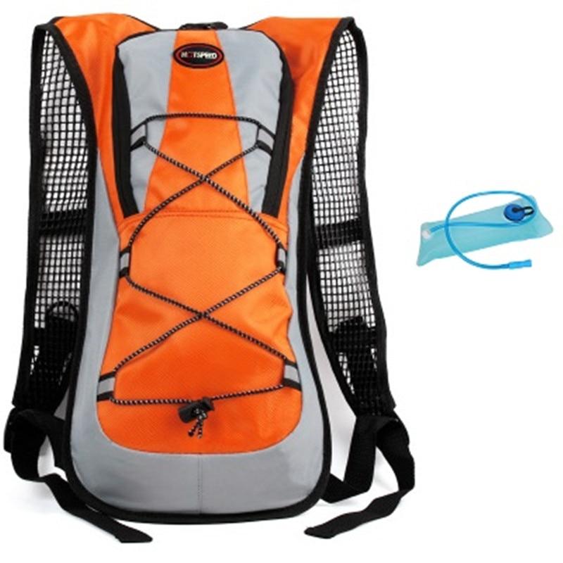 Bag Backpack Water Bag Water Tank Backpack Camelbak 2L Hydration  Hiking Riding Motocross Backpack Hiking Climbing bag