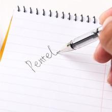 Pentel BG204 japonia 3 sztuki premium szybkie suszenie 0.4mm długopis żelowy liquid ink Slicci pisanie pióra finansowego z precyzyjną trwałą końcówką