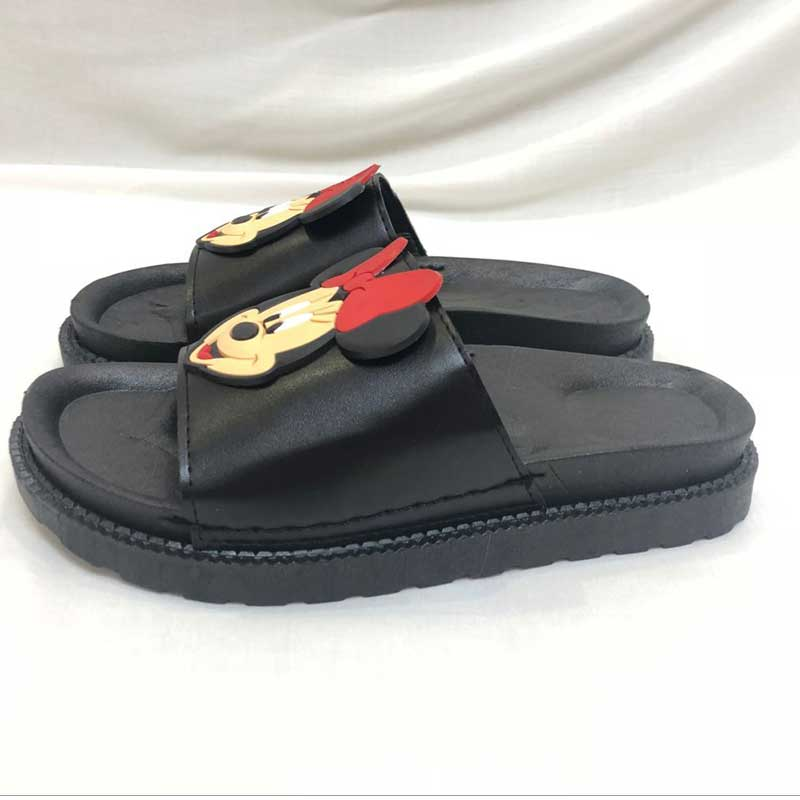 Mode Mickey Slippers Muis Dames Zomer Sandalen Strand Cartoon - Damesschoenen - Foto 2