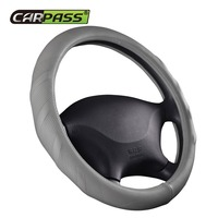 Car Pass Brand Steering Covers Universal Car Stying High Quality Micro Fiber Leather Steering Wheels Steering