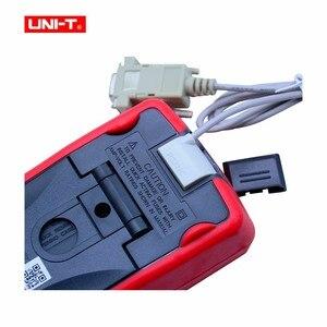 Image 4 - UNI T UT61A UT61B UT61C UT61E Digital multimeter true RMS RS232 interface MULTIMETER Auto range with LCD backlight display