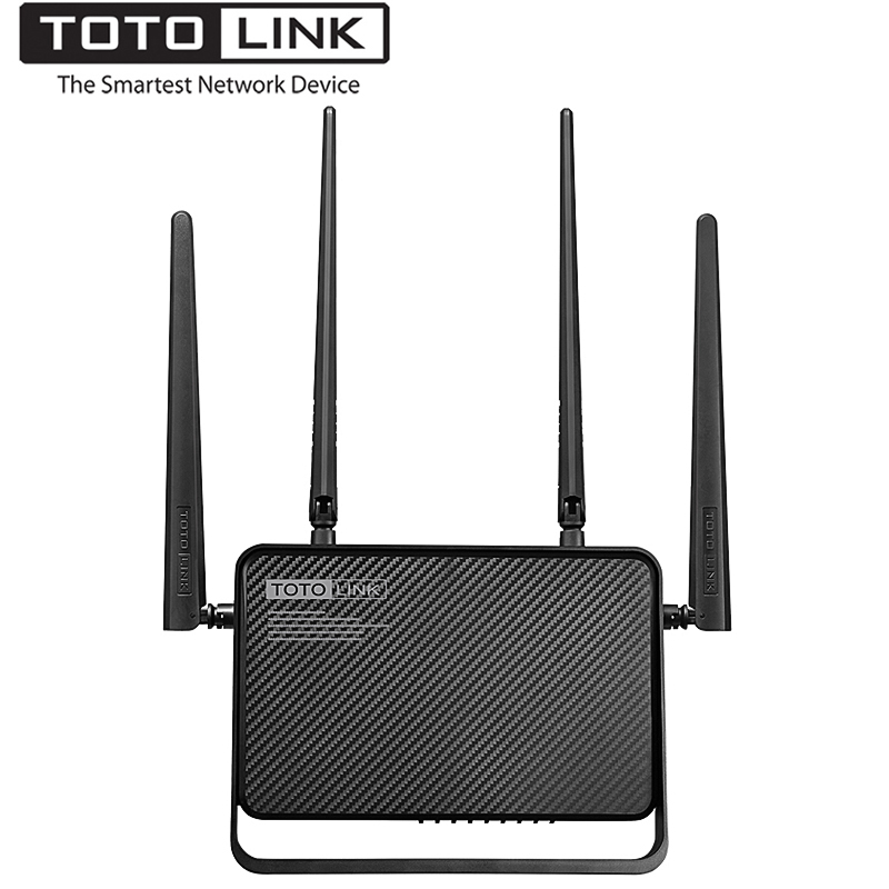 цена на TOTOLINK A950RG Wireless Wifi Router 1200Mbps 2.4G/5.0GHz Wi-Fi Universal Repeater,Fast Wi-Fi Speed With Gigabit WAN Port