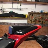 For CBR1000RR 2015 Rear Seat Cover Fairing Cowl For Honda cbr 1000 rr 2015 2016 Unpainted High Quality ABS Plastic