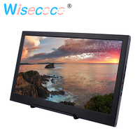 13.3 inch Monitor Metal HD 1920X1080 IPS Panel PS 3 PS4 Xbox360 Display Monitor for Raspberry Pi Windows Second Monitor