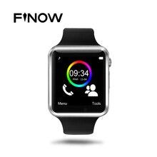 A1 Neue Sport Armbanduhr Smart Uhr Mit Bluetooth Kamera & Sim/TF Für Android/IOS Telefon ähnliche DZ09/U8/GT08/GV18 smartwatch