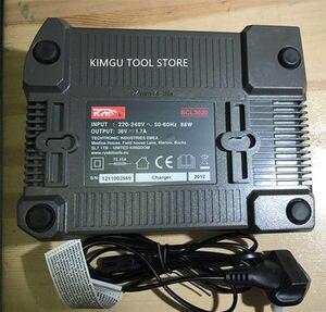 Image 2 - 220 240V Charger Ryobi 36V 40V bcl3620  BCL3620S OP400 OP401 Bricolage 4892210127433